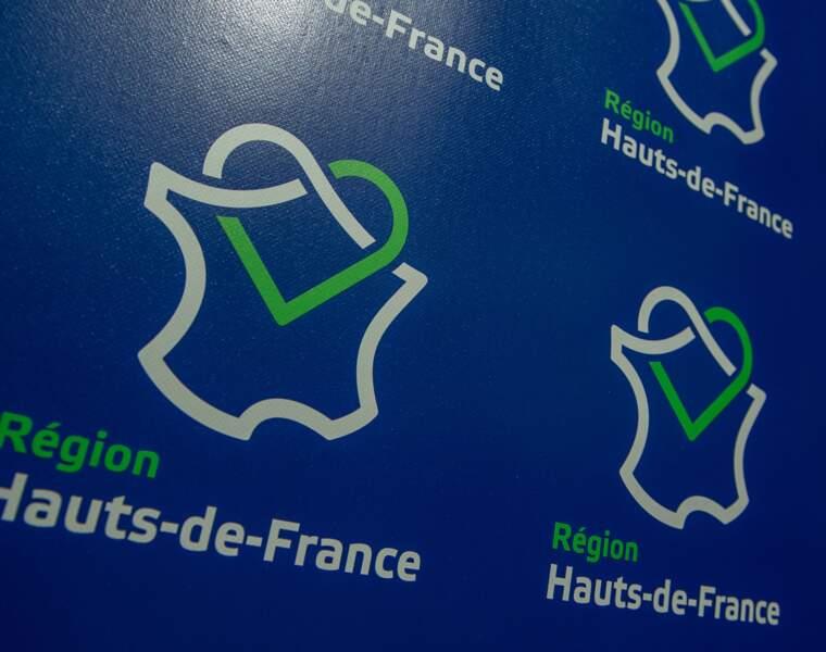 Hauts-de-France : 4 millions d'euros, la facture du changement de logo de la région