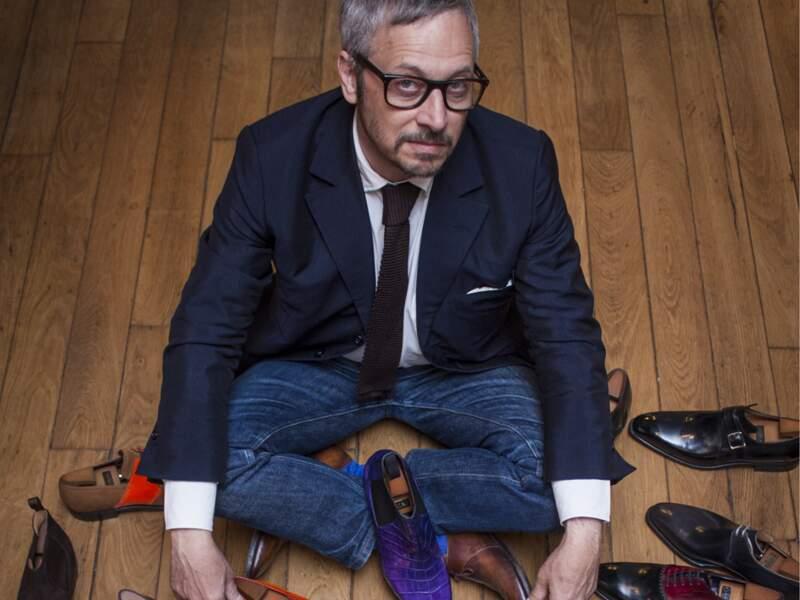Maison Corthay : 10.000 euros les souliers en alligator tanné au Puy-en-Velay