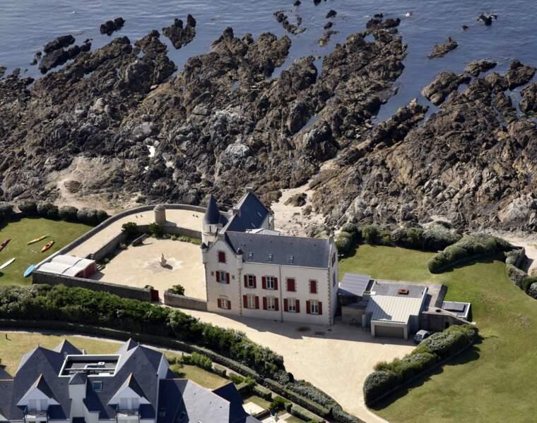 Son bastion breton