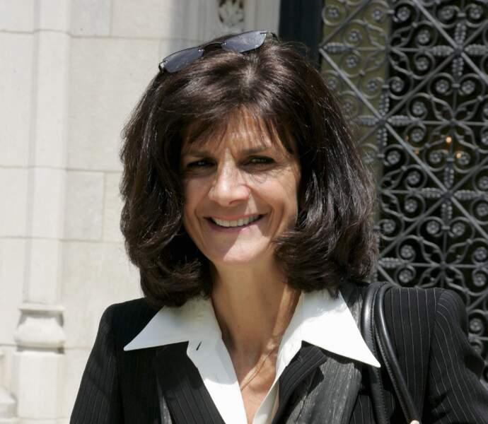 Patricia Russo, ex-DG d'Alcatel-Lucent