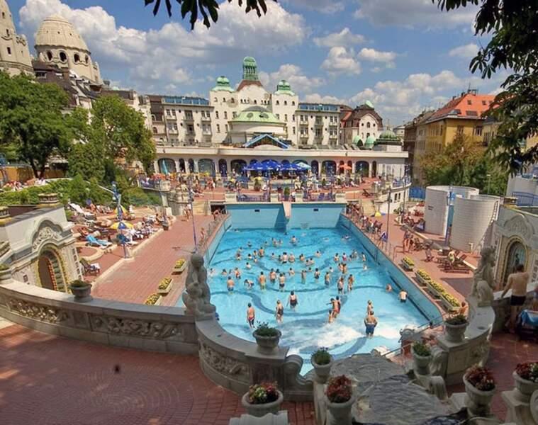 Les hôtels et les palaces rivalisent pour attirer les baigneurs