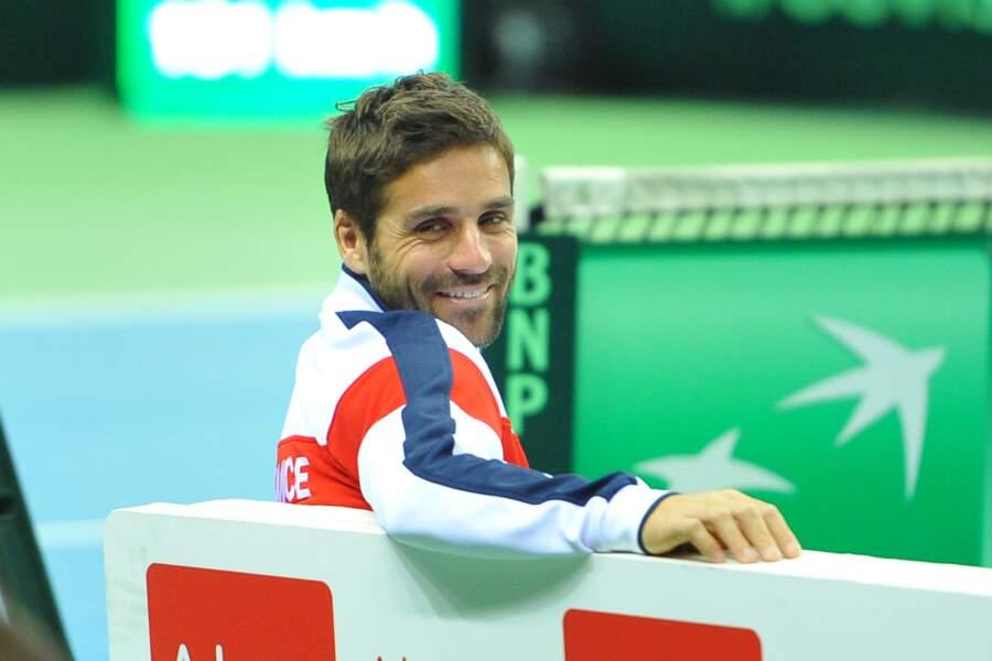 Arnaud Clément, ex-capitaine de Coupe Davis