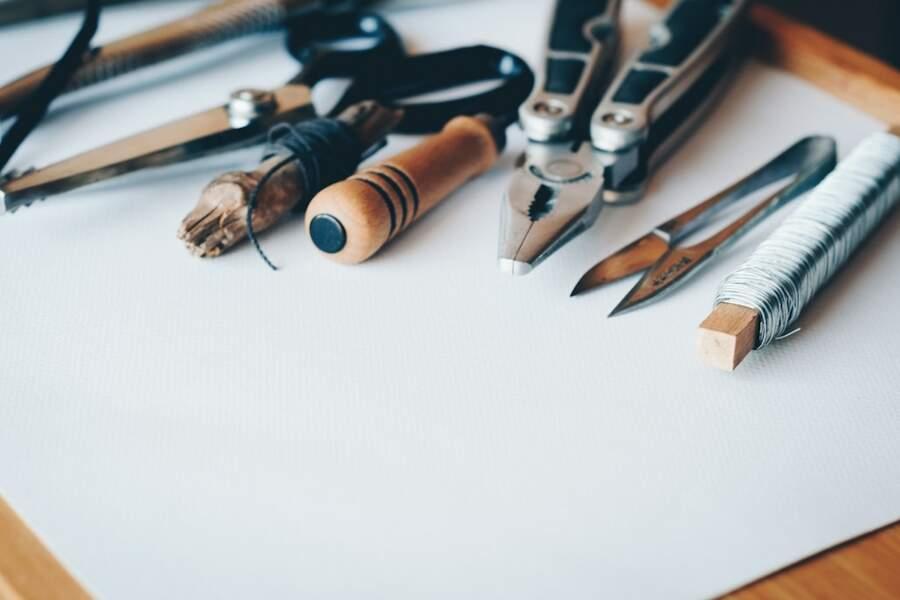 Un atelier de bricolage chez ManoMano