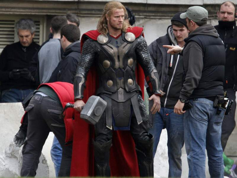 10. Thor