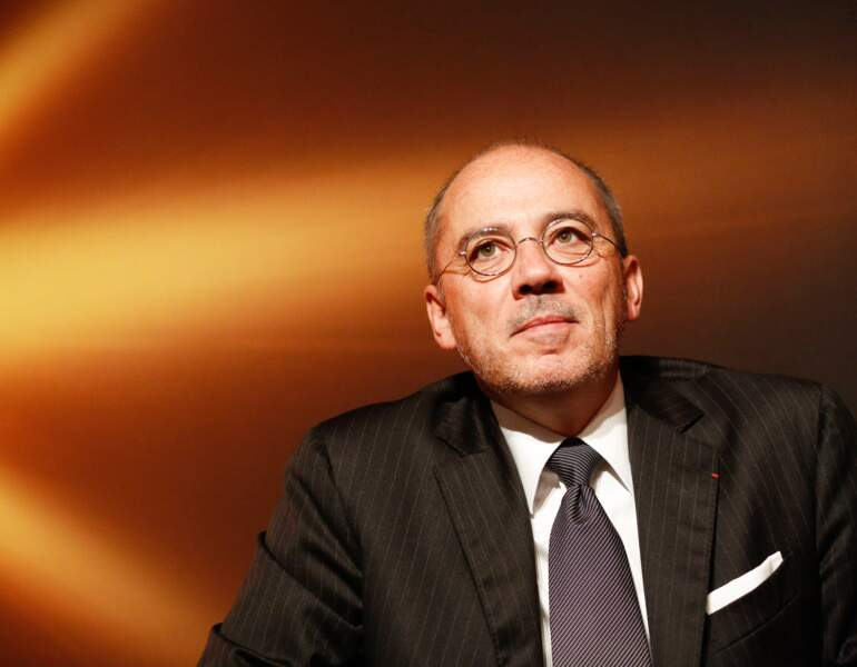 Le CV de Stéphane Richard, P-DG d'Orange
