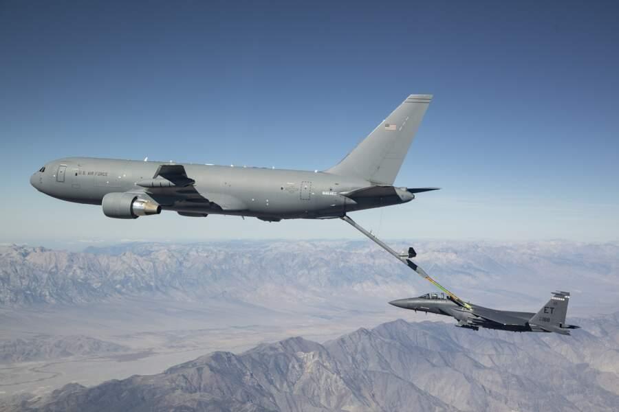 Le KC-46A de Boeing
