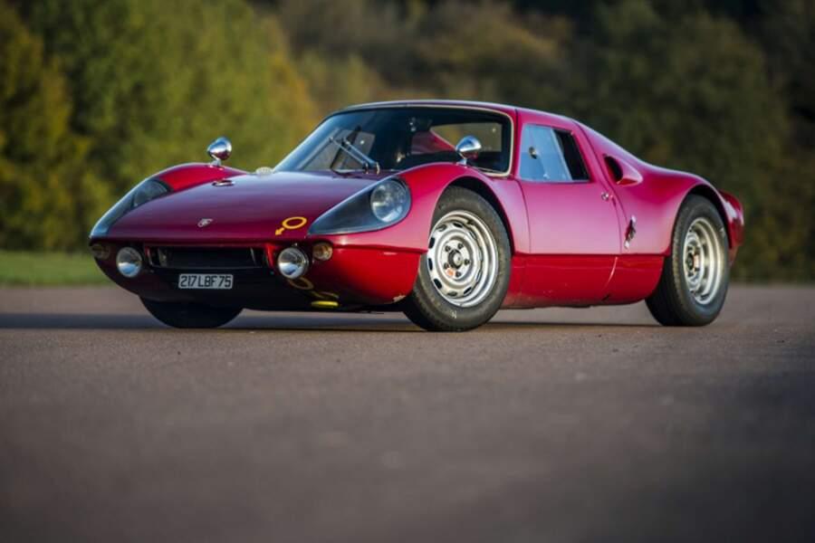 4. Porsche 904 GTS de 1964