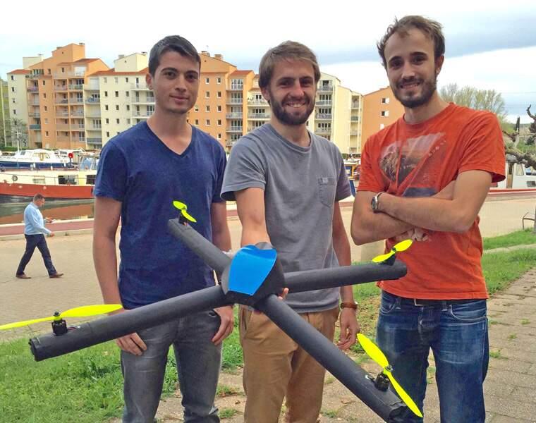 Roman Luciani, Marco Lopez et Antoine Tournet : Diodon