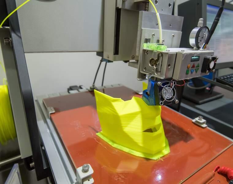 La fabrication additive va se banaliser
