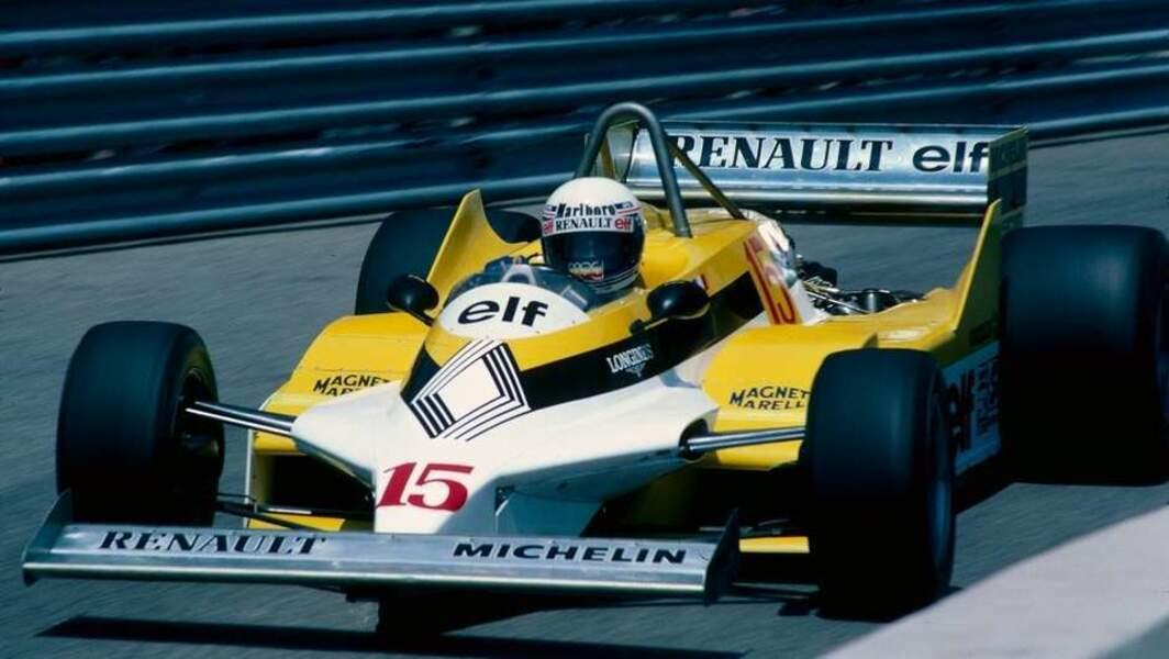 1984 : Renault s'associe à Lotus