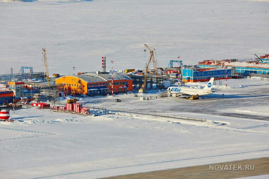 Yamal dispose aussi de son propre aéroport international