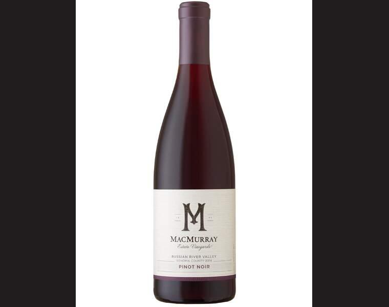 Pinot noir 2014, Mac Murray, Russian River (Californie)