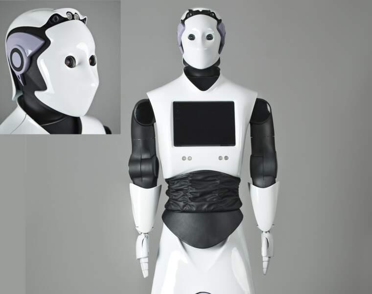 Ce robot policier patrouillera bientôt dans nos villes
