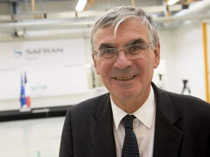 Le CV de Jean-Paul Herteman, P-DG de Safran