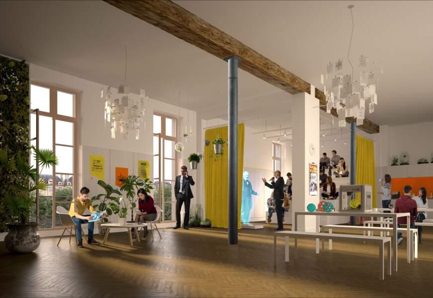 5 - Des logements sociaux au sein de l'Hôtel de Fourcy
