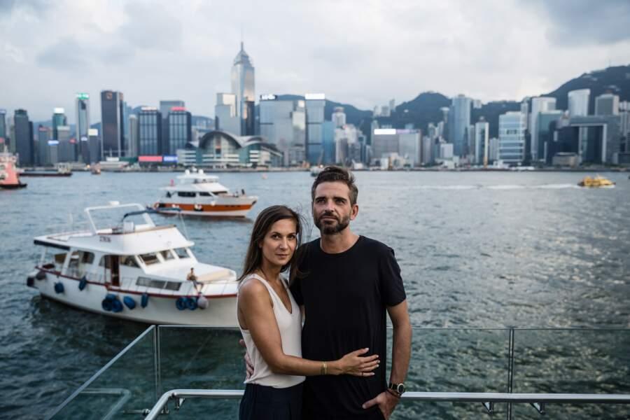 Anne Guibreteau et Jean-Baptiste Martin, Hong Kong : découvrir une autre culture