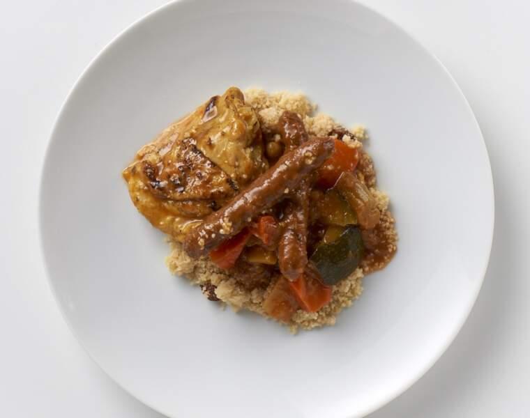 CARREFOUR Couscous : Réglo