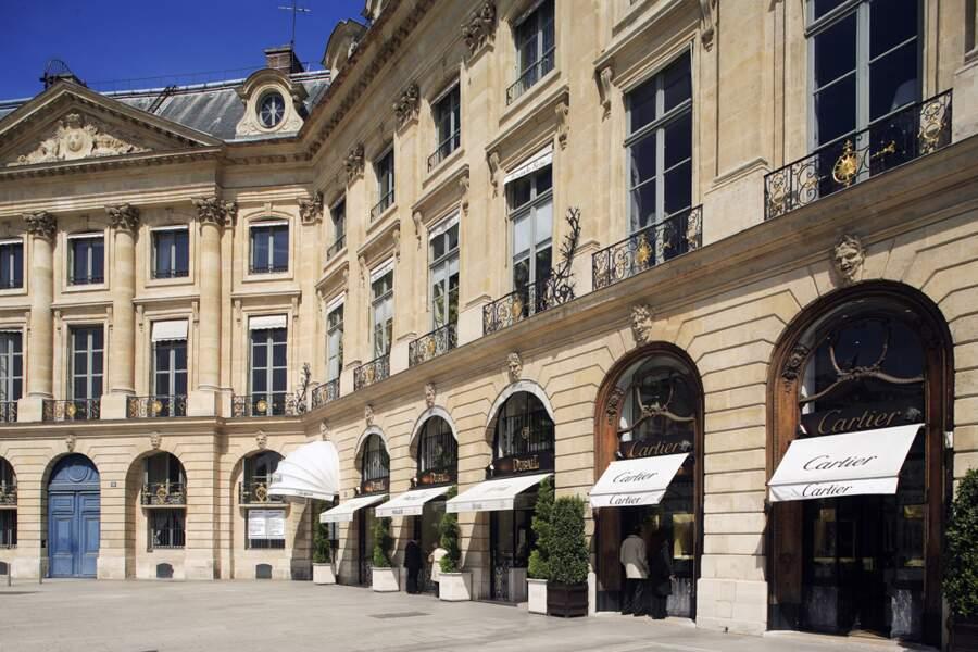 Hôtel d'Evreux, Paris 1er