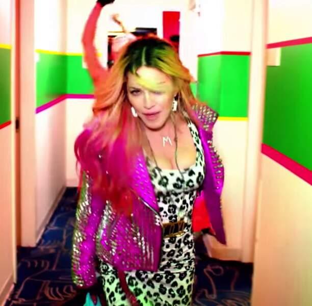 Madonna : Reine du trend marketing
