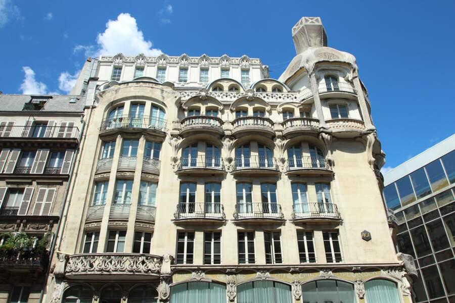 Le 140, rue de Rennes, Paris 14e
