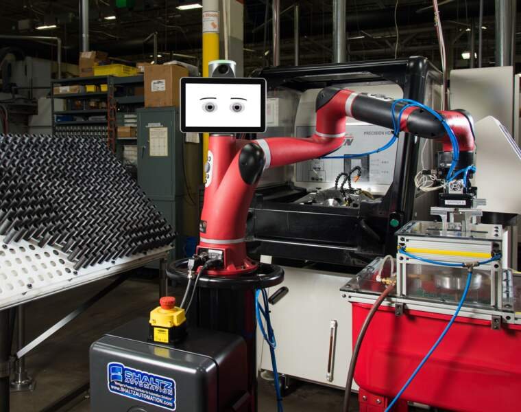 Des robots collaboratifs vont débarquer