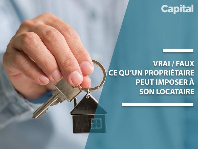 Vrai / Faux : ce qu'un propriétaire peut imposer à son locataire