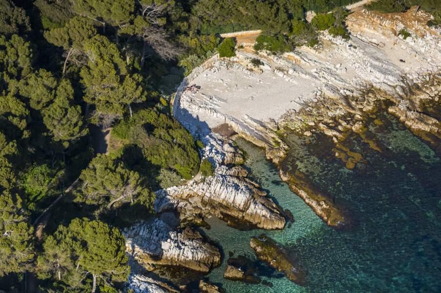 Le Cap d'Antibes (Alpes Maritimes)