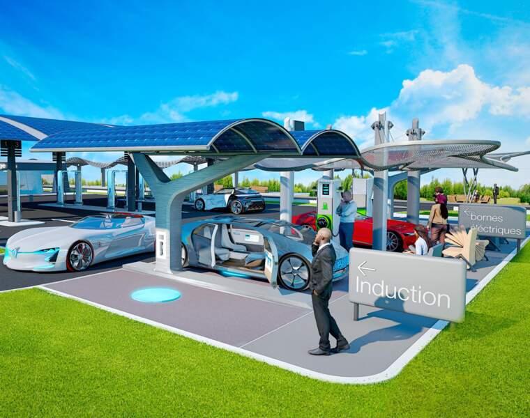 Place aux automobiles électriques et aux véhicules à hydrogène