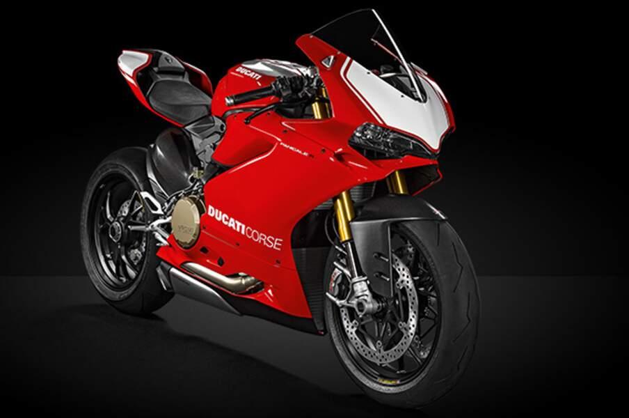 Ducati, la diversification dans les motos pour concurrencer BMW