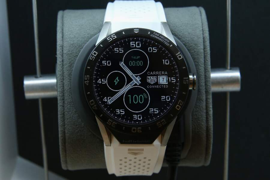Tag Heuer Connected : le luxe suisse