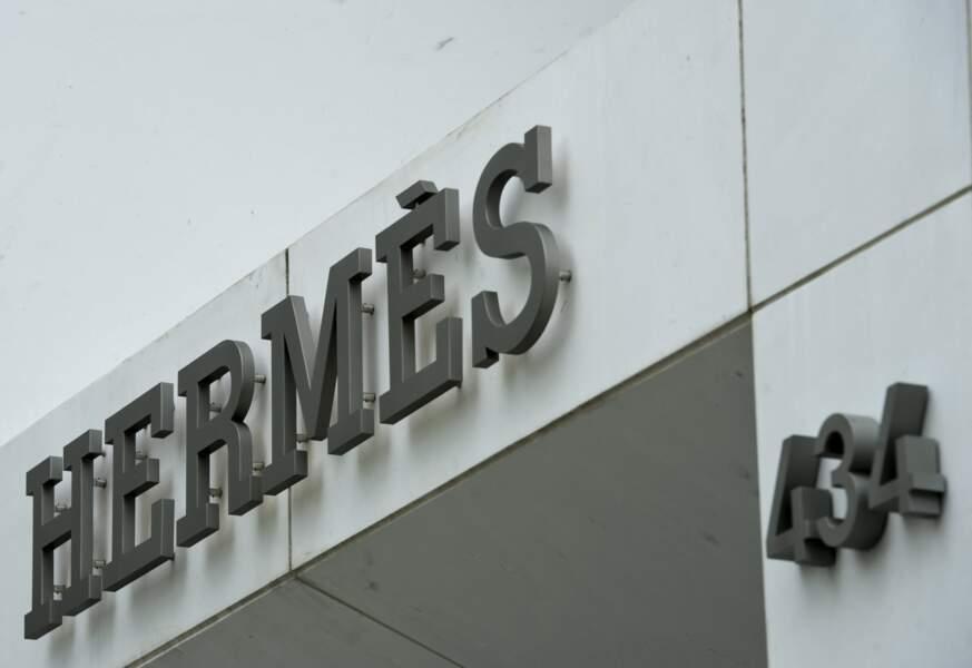 Hermès : ses sacs en croco font polémique