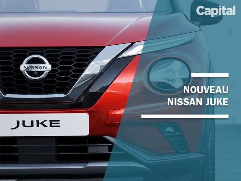 Le Nissan Juke de seconde génération arrive