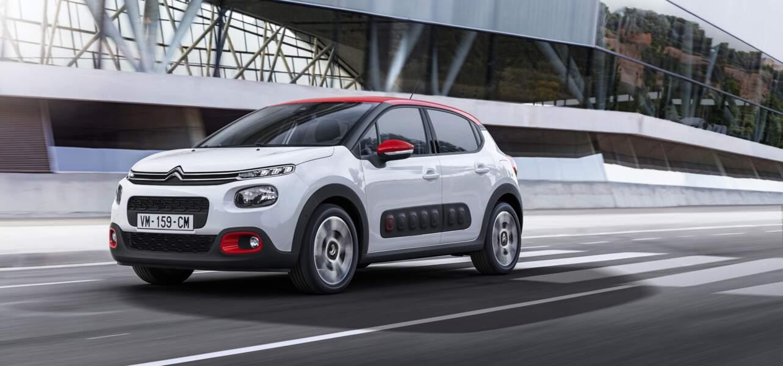 Nouvelle Citroën C3