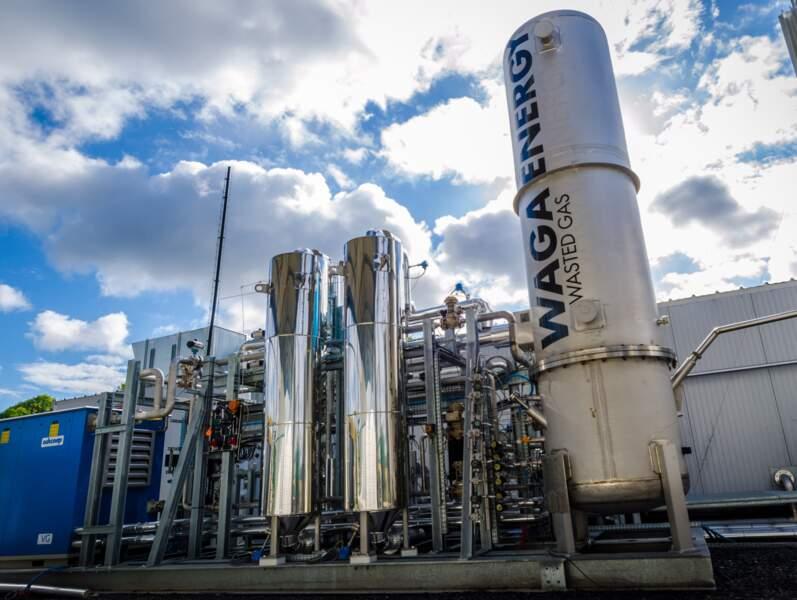 Waga Energy : tirer le meilleur parti des déchets