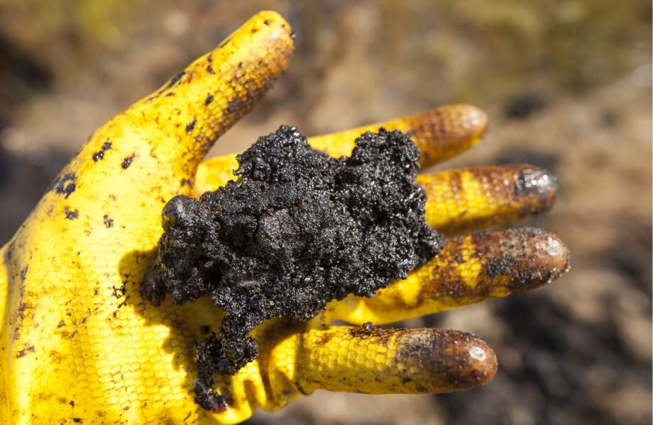 2 tonnes de schiste pour obtenir un baril de 159 litres de pétrole