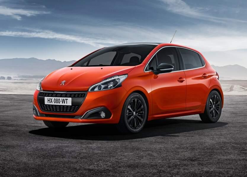 1 - Peugeot 208 (9.190 ventes)