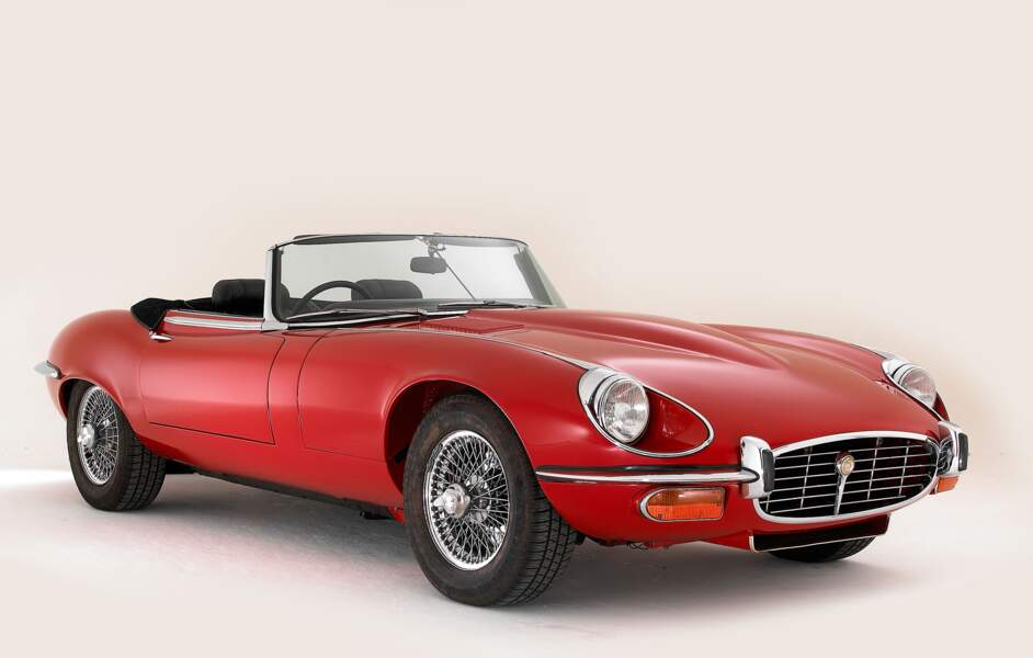 1961 : La Jaguar Type E est la pionnière des voitures sportives