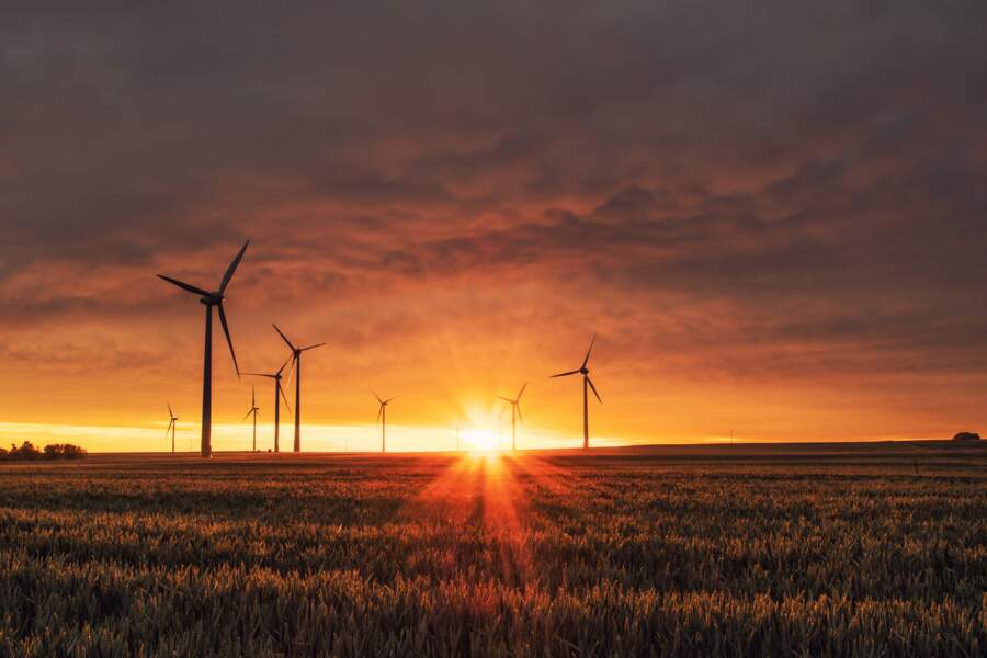 Vents favorables pour les énergies nouvelles