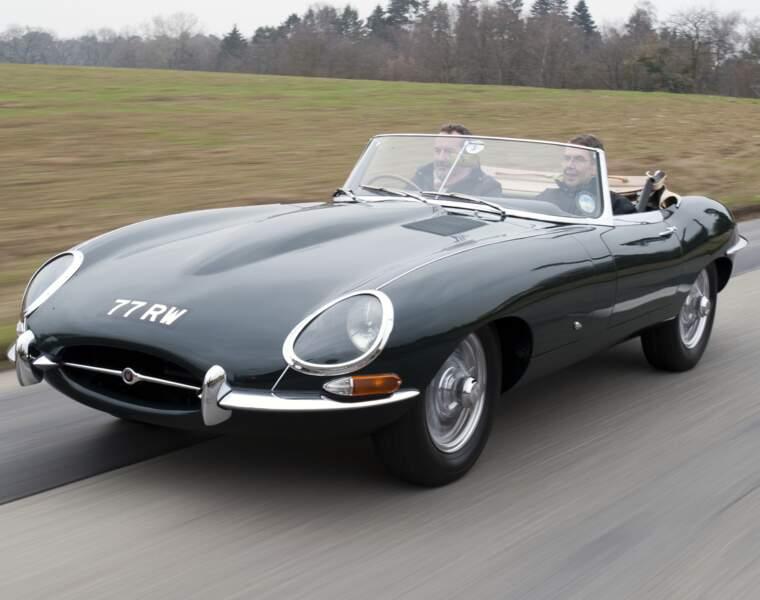 La Jaguar type E