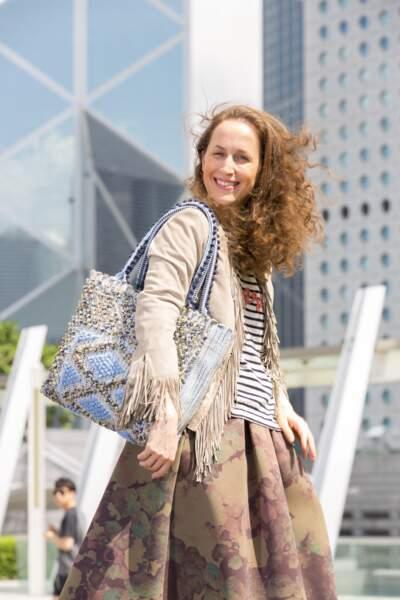 Ariane Zagury, Hong Kong : faire quelque chose de personnel