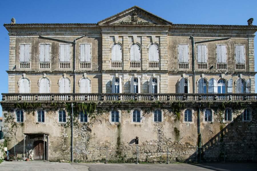 Occitanie : Hôtel de Polignac