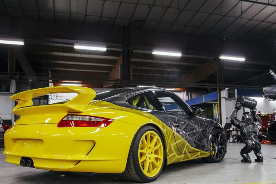 Porsche 911 by Orlinski
