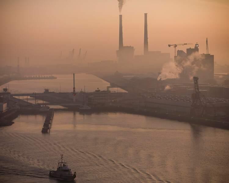Découvrez les rouages du port du Havre