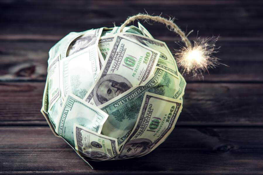 Des risques majeurs planent sur l'économie et les Bourses de la planète