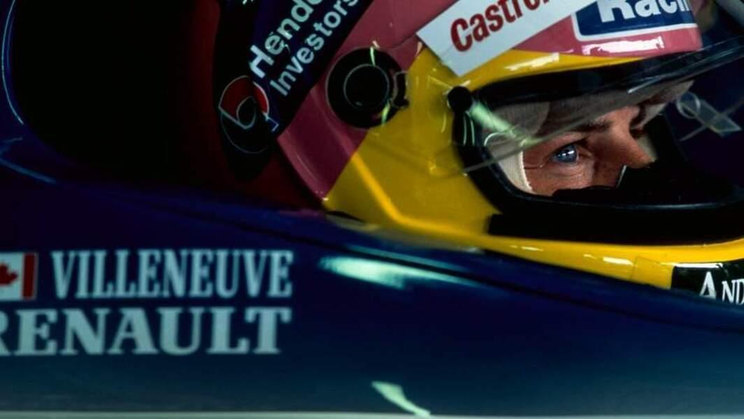 1997 : Villeneuve gagne avec Williams