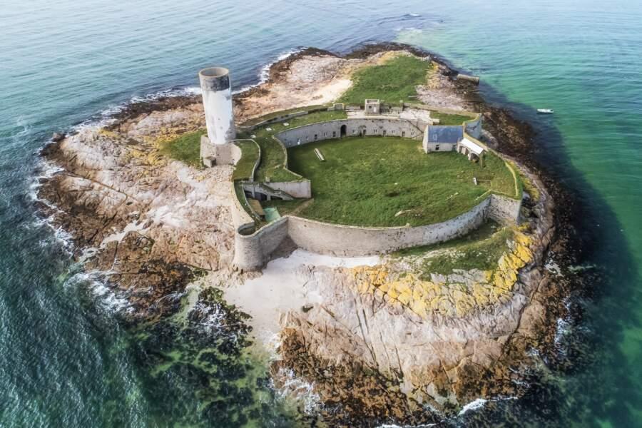 Bretagne : Fort Cigogne de Fouesnant