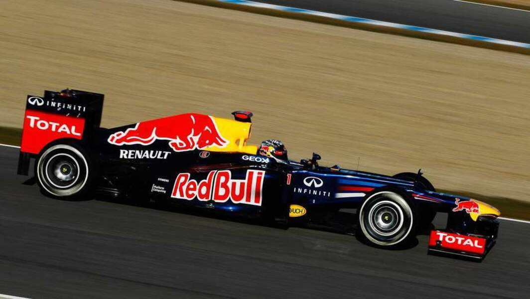 2007 : Renault s'associe à Red Bull