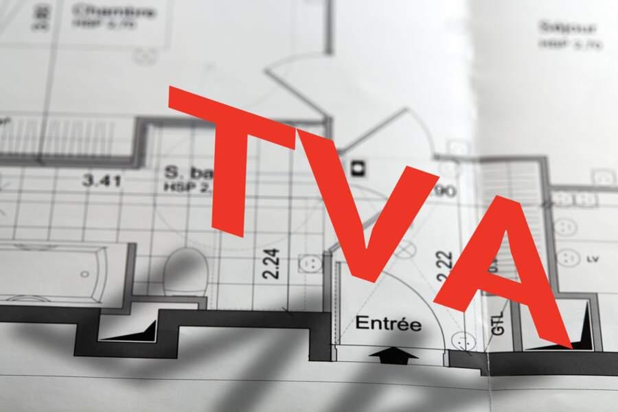 Une TVA réduite sur certaines opérations