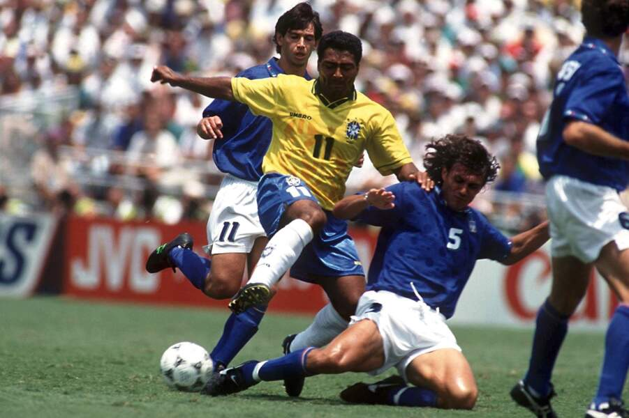 Finale de la Coupe du monde de 1994 : Brésil 3 - Italie 2