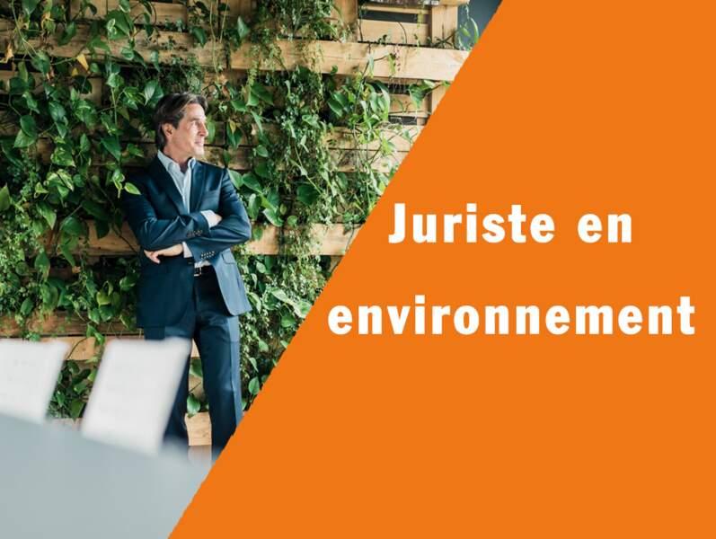 Juriste en environnement - La vigie des nouvelles réglementations